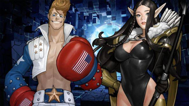 2D action MOBA Hyper Universe goes free-to-play this month