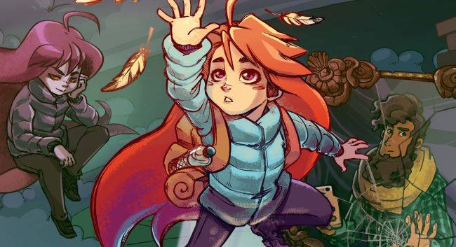 Celeste is a mountain-climbing platformer from the makers of TowerFall