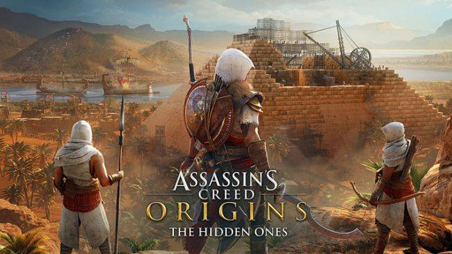 Assassin's Creed Origins will get a free update alongside its first expansion this month