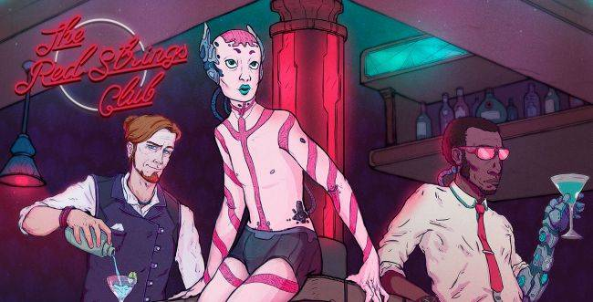 The Red Strings Club release date set