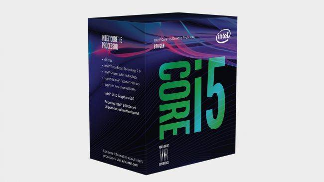 Intel's Core i5-8400 is back in stock (for now)