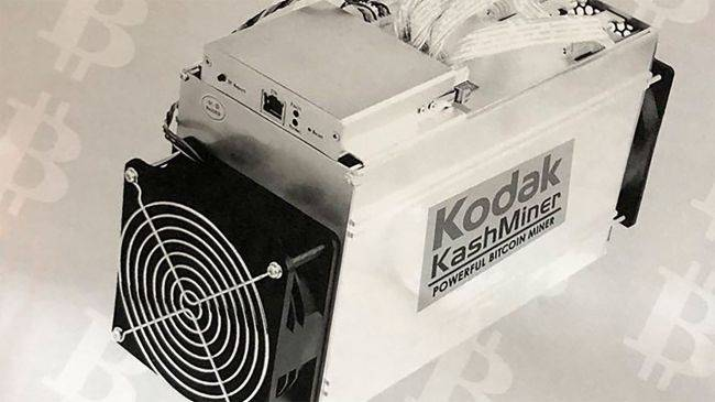 Even Kodak is getting into cryptocurrency with a spectacularly opportunistic plan