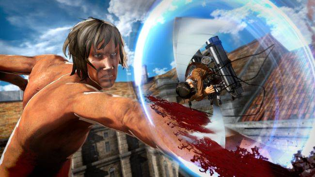 Attack on Titan 2 details character editor and online modes