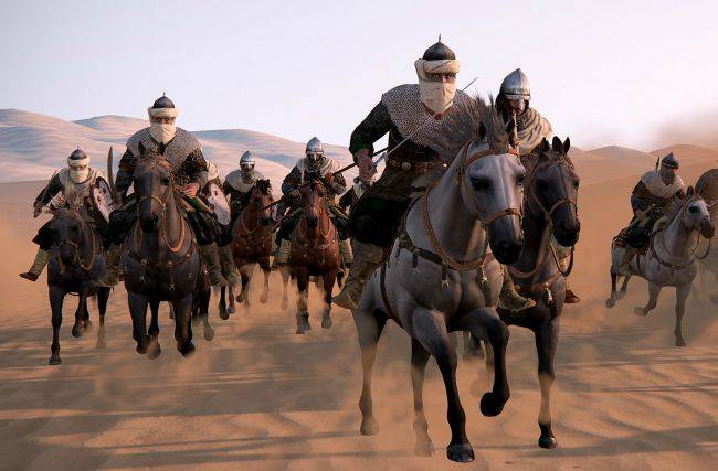 Mount & Blade 2: Bannerlord welcomes the Aserai