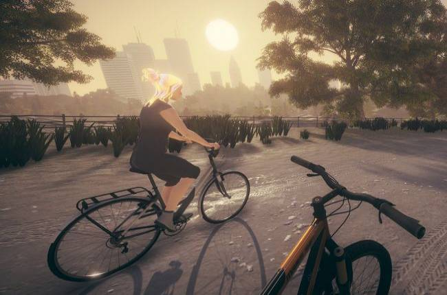 Anamorphine is a heavy adventure game about mental illness