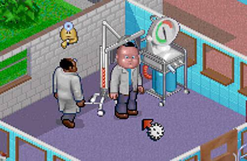 Sega teases announcement for next week (that could be a spiritual Theme Hospital successor)