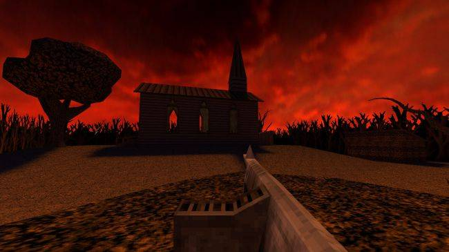 Old-school shooter Dusk blasts into Early Access
