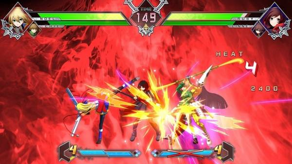 Anime fighter BlazBlue: Cross Tag Battle will punch onto Steam in June