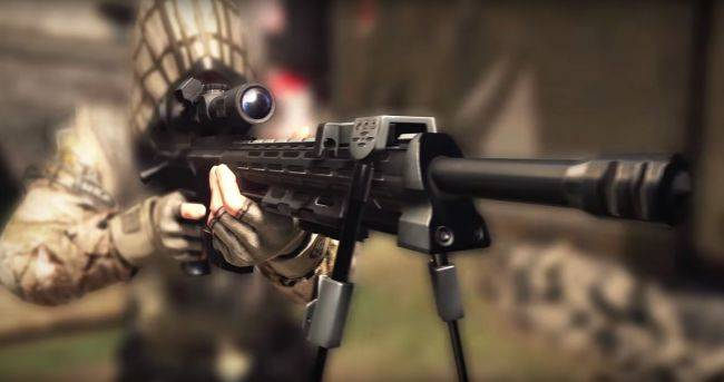 Free-to-play military shooter Ironsight will begin open beta testing in February