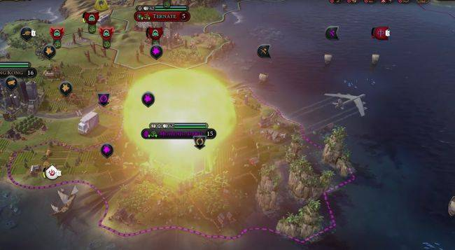 Civilization 6: Rise and Fall trailer details Golden and Dark Ages, Emergencies, and more