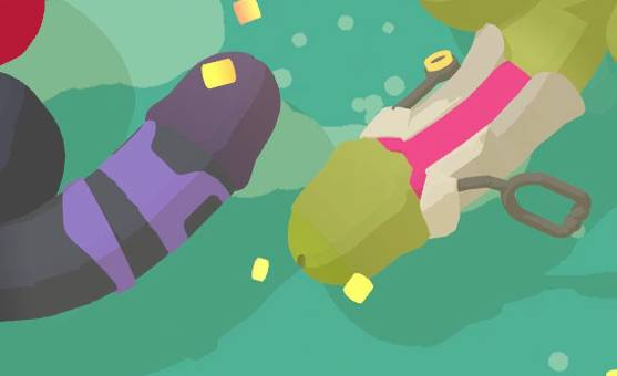 Genital Jousting is releasing in Australia when it leaves Early Access this week