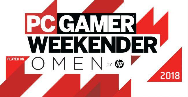 Last chance to sign up for the OMEN by HP Bootcamp at the PC Gamer Weekender
