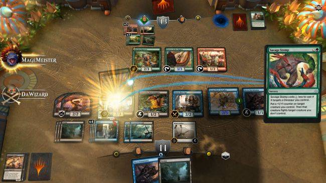 Magic: The Gathering Arena developers explain how it will hand out the cards