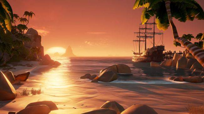 Sea of Thieves' gorgeous world looks ripe for exploring in latest dev diary