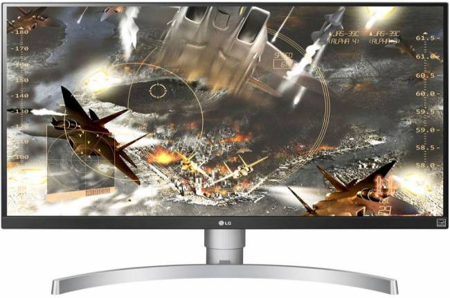 LG launches a 27-inch 4K monitor with HDR and Freesync support