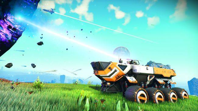 The No Man's Sky ARG is back in action