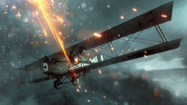 Battlefield 1's Apocalypse out next month, adds five maps and aerial combat mode