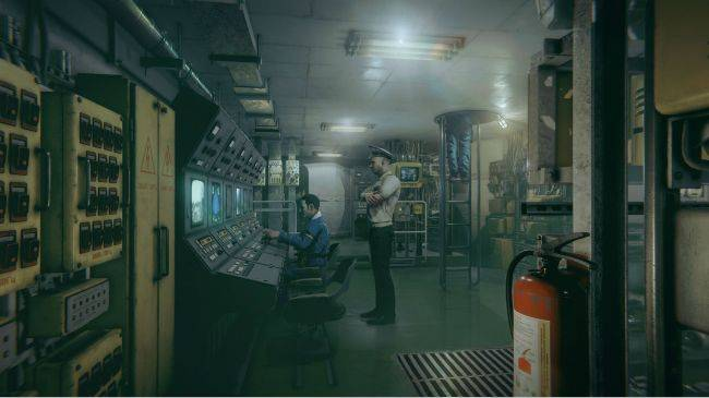 Kursk, the game based on a 2000 Russian submarine disaster, will be out this year