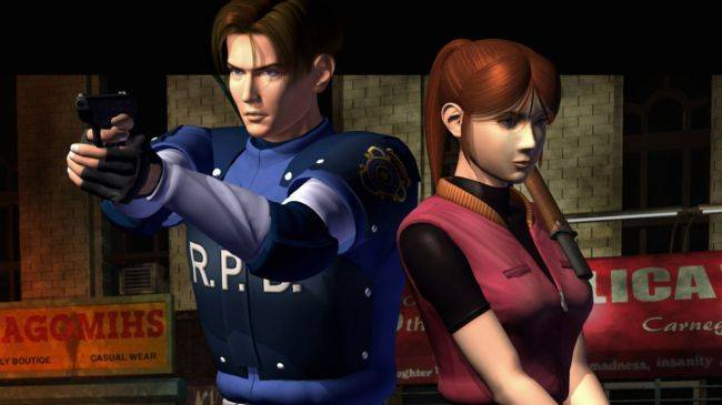 Resident Evil 2 director trusts remake team, says 'do as you like'