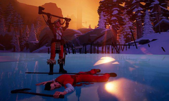 Darwin Project wants to be 'more or less, The Hunger Games: The Game'
