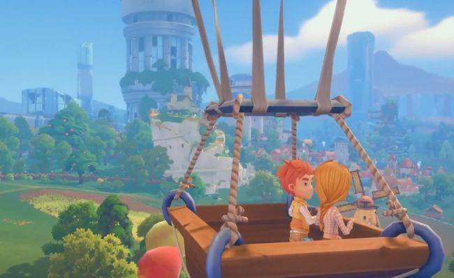 Crafting sandbox RPG My Time at Portia hits Steam today