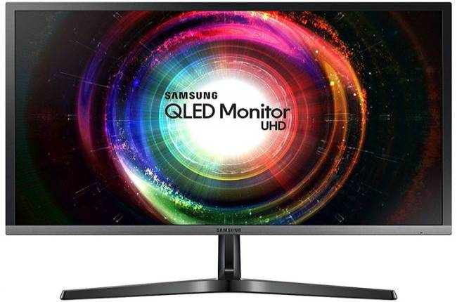 Grab this Samsung 28-inch QLED 4K monitor with FreeSync support for $330
