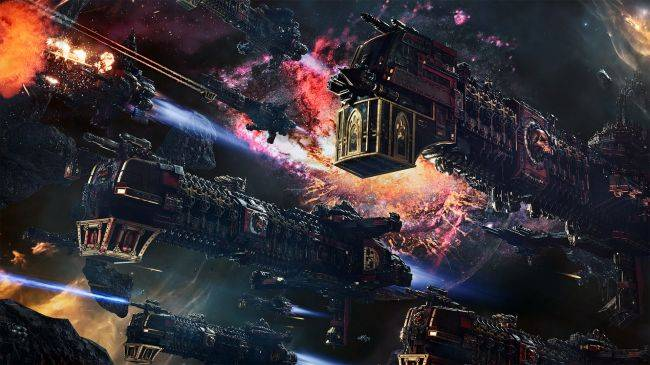 Battlefleet Gothic: Armada 2 announced, will feature all 12 tabletop factions