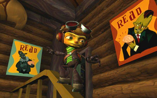 Psychonauts, Everything, and more are super cheap during the Double Fine Humble sale