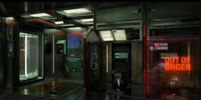 New System Shock video explores reboot's art direction