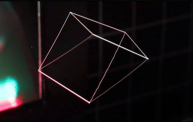Forget holographic images, we want a 3D volumetric display