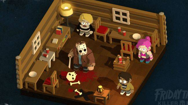 Popcap founder's next game is a Friday the 13th puzzler about grids and cartoon murder