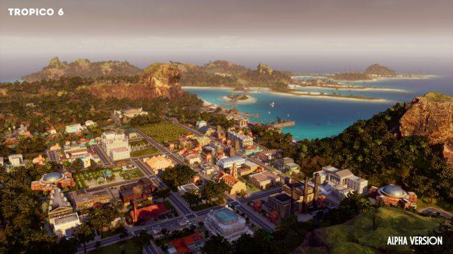 Tropico 6 is coming to the PC Gamer Weekender
