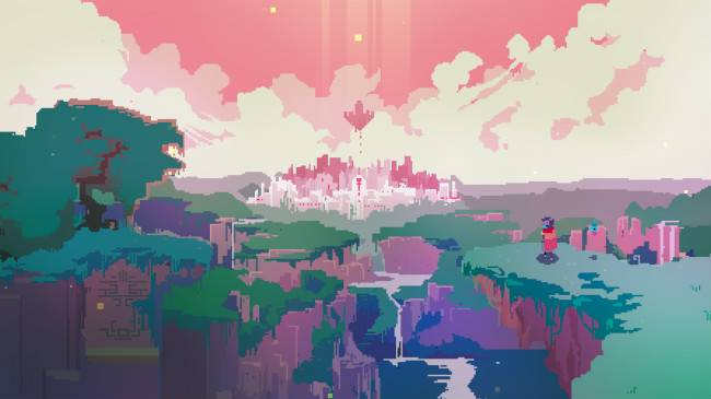 Hyper Light Drifter designer Teddy Dief leaves Square Enix Montreal after studio cancels his next game