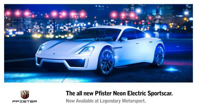 GTA Online gets a new electric sports car and assassination mode with double $GTA and experience