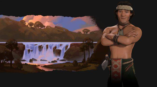 Chilean warchief Lautaro will lead the Mapuche into battle in Civilisation 6: Rise and Fall