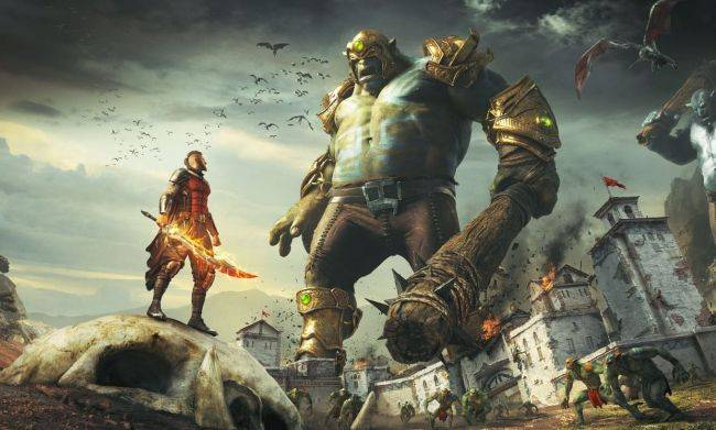 Extinction, the game about fighting 150-foot-tall ogres, is out on April 10