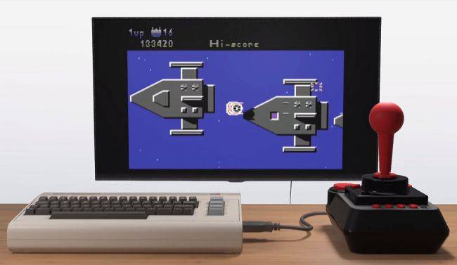 Commodore 64 is returning as a mini console with dozens of preloaded games