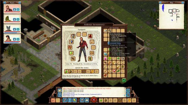 Avernum 3 remake launches alongside free demo