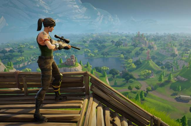 Epic pins 'Fortnite' server woes on Meltdown patches