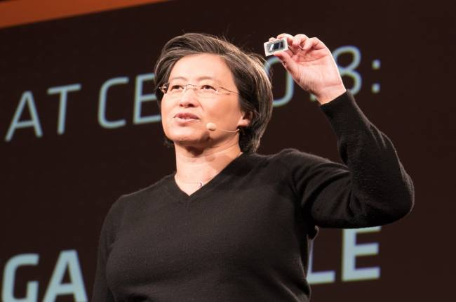 AMD's Radeon Vega GPU is headed everywhere, even to machine learning