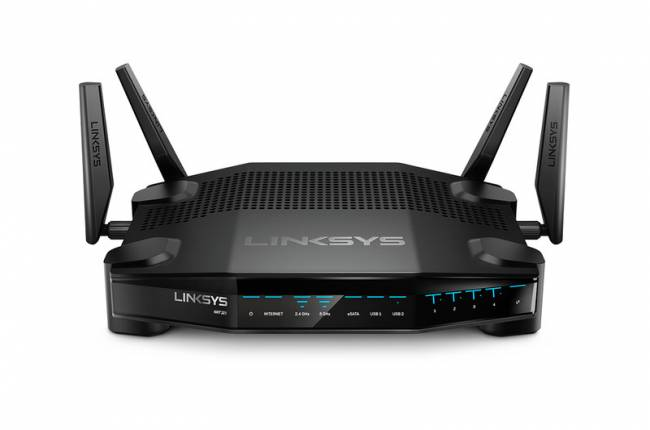 Linksys introduces the first router that prioritizes Xbox One gaming