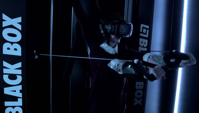 Black Box VR plans to open a boutique, high-tech gym