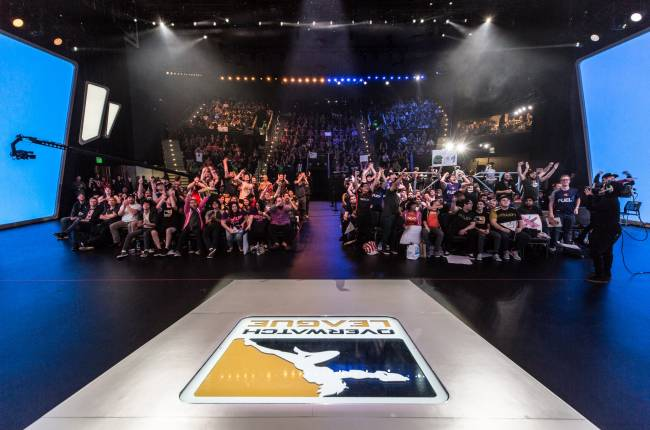 Overwatch League's debut stream ruled Twitch last night