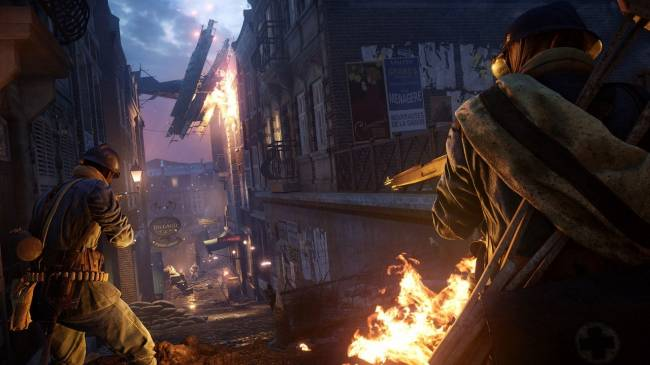 Try 'Battlefield 1' DLC maps and more starting tomorrow