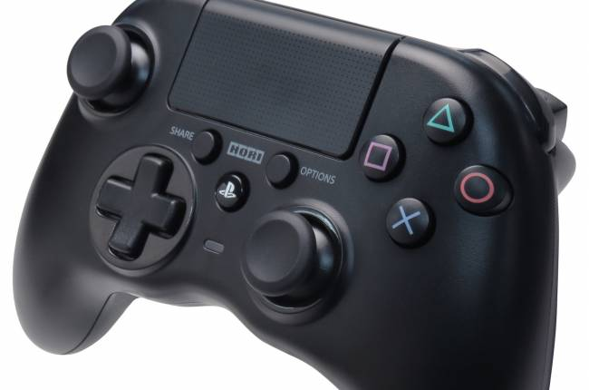Hori's Onyx is a wireless alternative to the PS4 DualShock