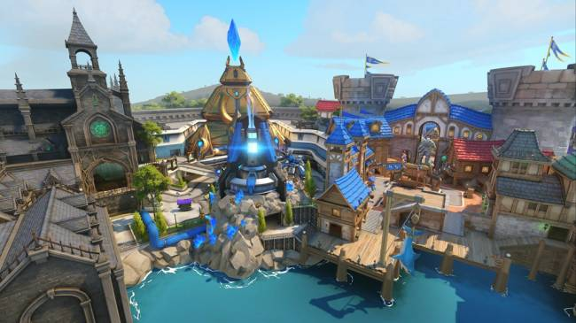 'Overwatch' adds Disneyland-style map 'Blizzard World'