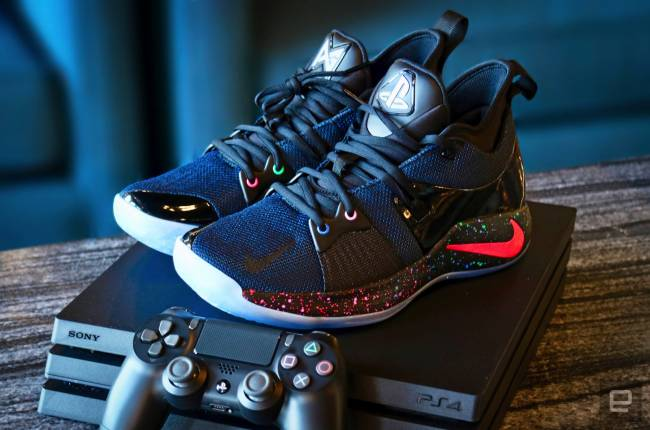 Nike's 'PlayStation' shoes make hypebeasts out of gamers