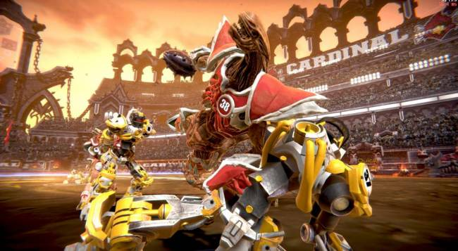Mutant Football League Arrives on PS4 and Xbox One This Month