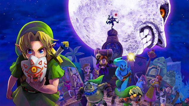 More Mario, Zelda Nintendo 3DS games join budget line