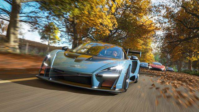 Forza Horizon 4 removes two dance emotes at the heart of lawsuits